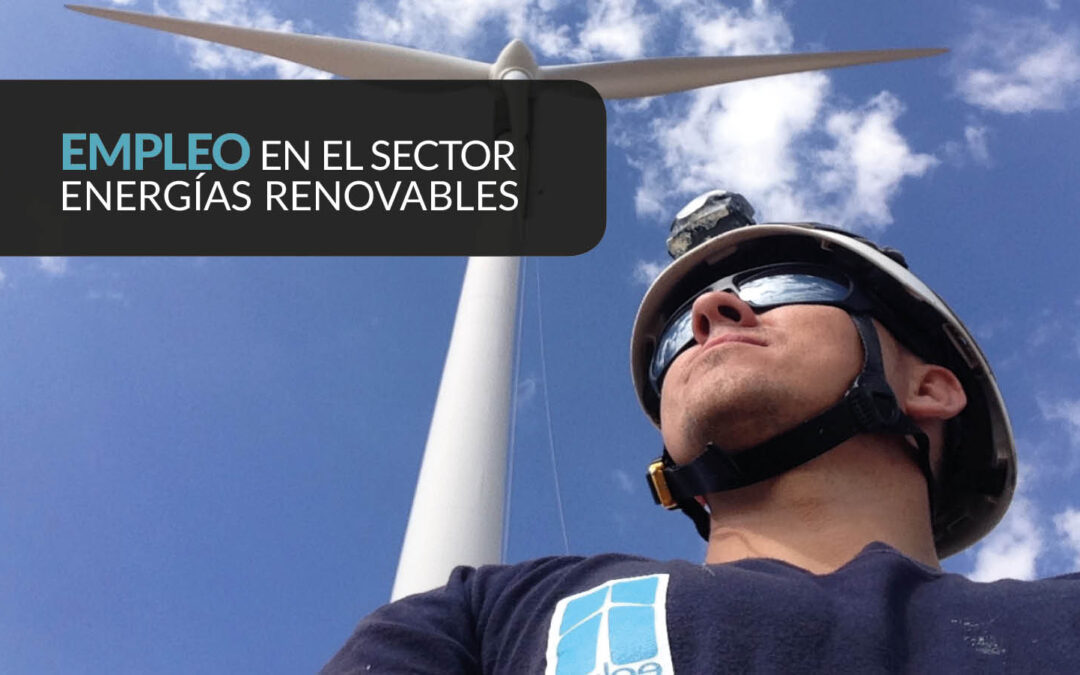 EMPLEO EN EL SECTOR DE LAS ENERGÍAS RENOVABLES
