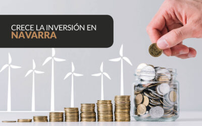 CRECEN LAS INVERSIONES EN ENERGÍA EÓLICA EN NAVARRA